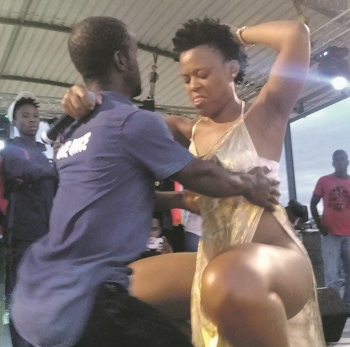 Zambia Deports South African Dancer, For Performing Naked